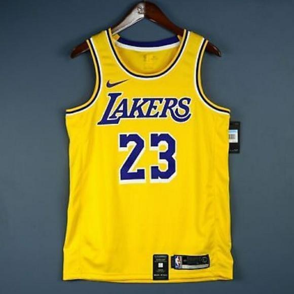 85bab4ea Shirts | Lakers 23 Lebron James Dry Fit Jersey | Poshmark
